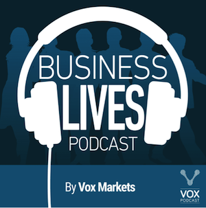 Lyndsey Simpson, CEO Features In VoxMarkets Latest 'Business Lives' Podcast