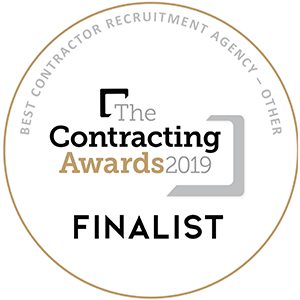 The Curve Group Shortlisted For 'Best Contractor Recruitment Agency'