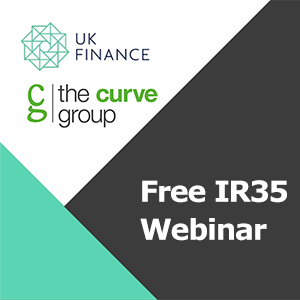 The Curve Group Partner With UK Finance To Deliver Free IR35 Webinar