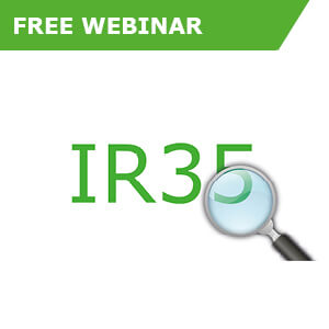 Online Webinar | Is Your Business Ready For The IR35 Reforms?